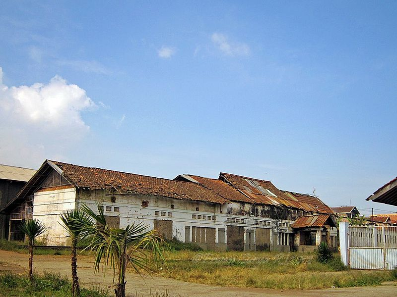 Stasiun Cikajang