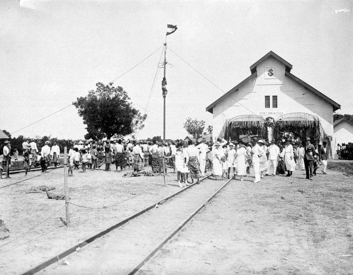 Stasiun Takalar Sulawesi
