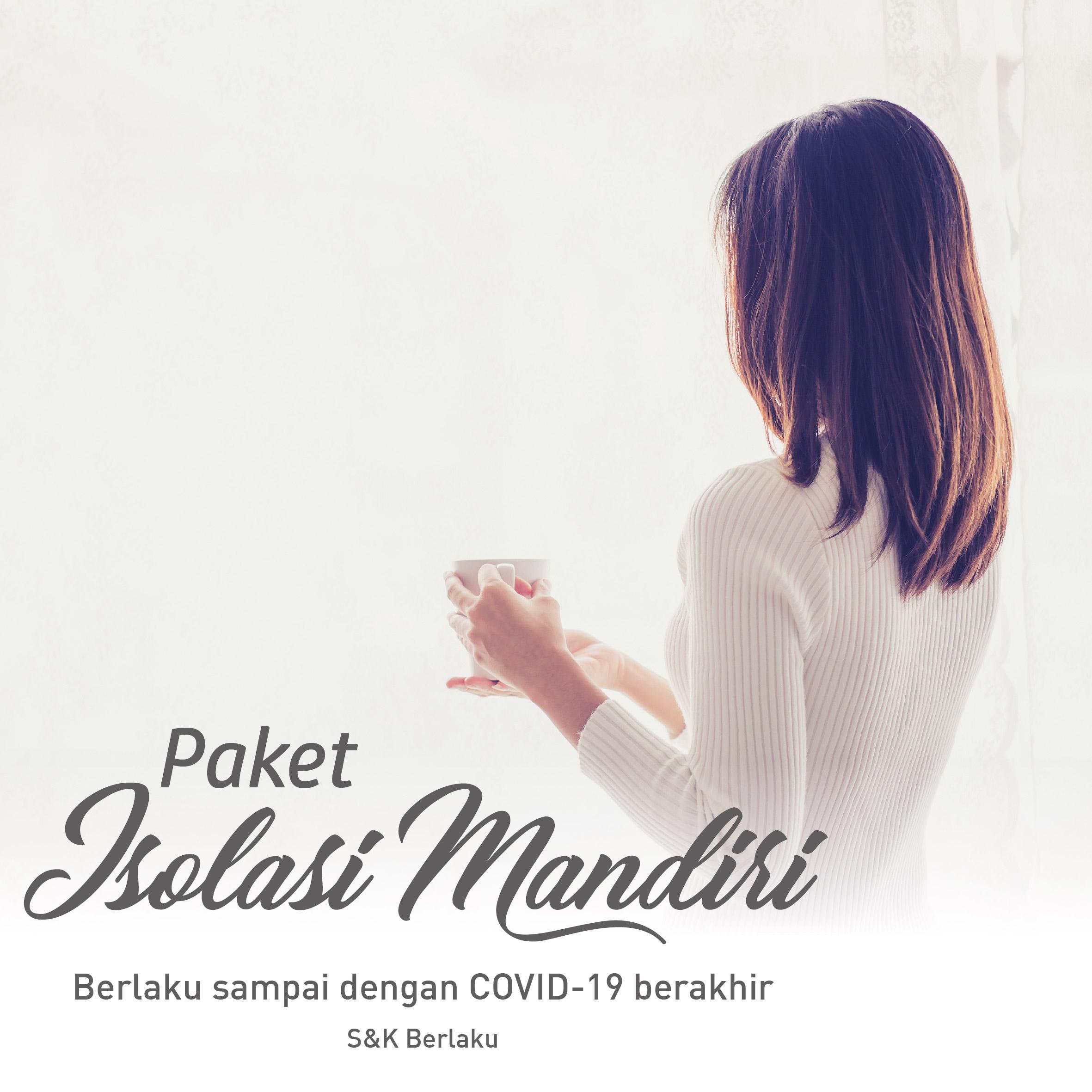Hotel Paket Isolasi Diri Jakarta