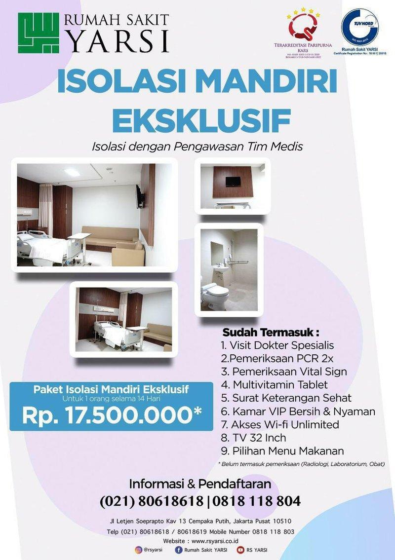 Isolasi_Mandiri_RS_Yarsi