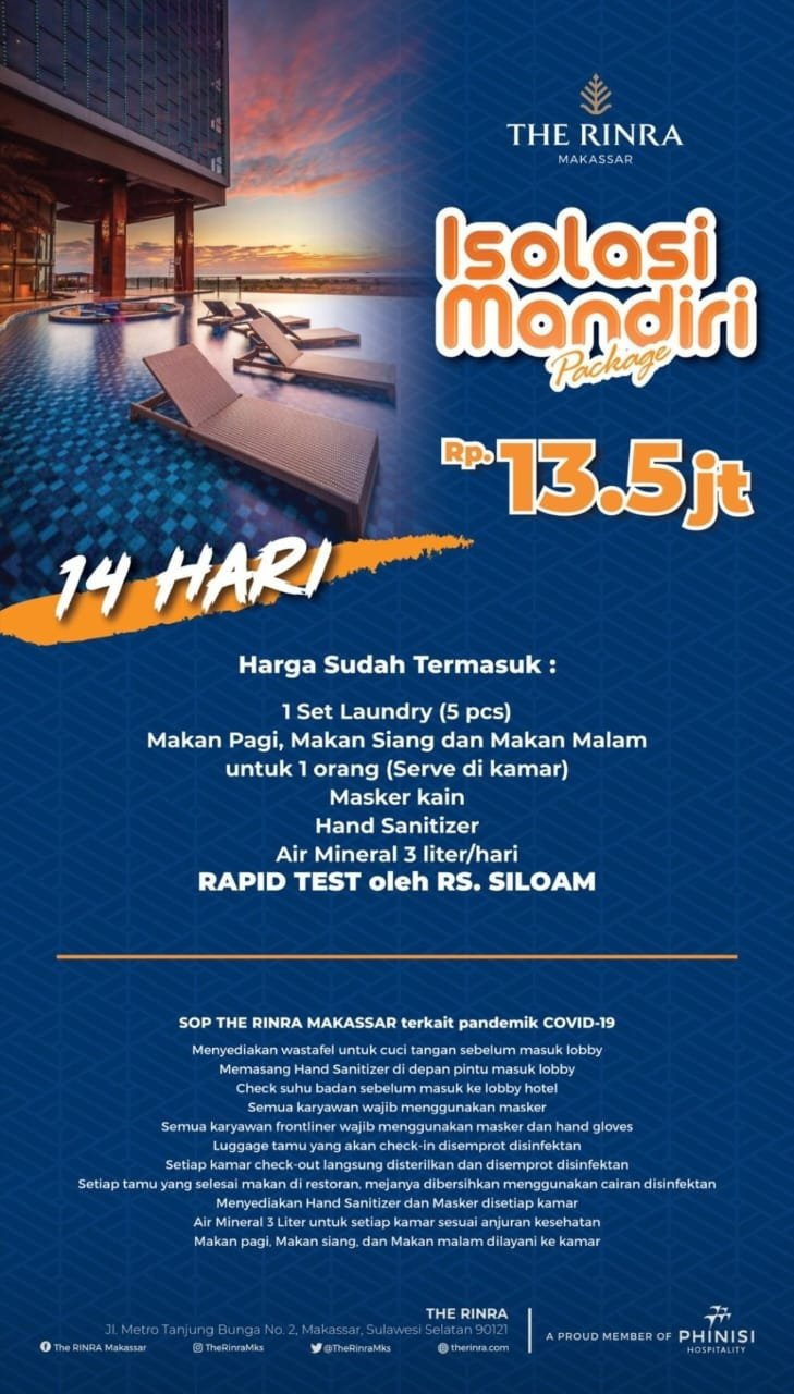 Daftar Hotel Indonesia Yang Tawarkan Paket Isolasi Dan Work From Hotel Update 7 Oktober 2020 Wego Indonesia Travel Blog