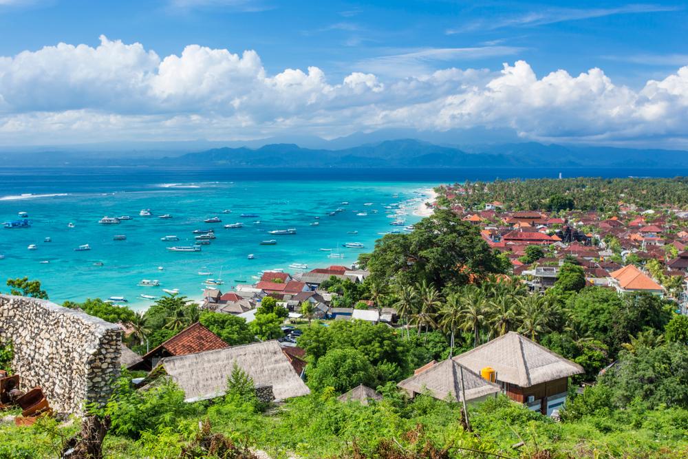 Wisata Aman Nusa Lembongan