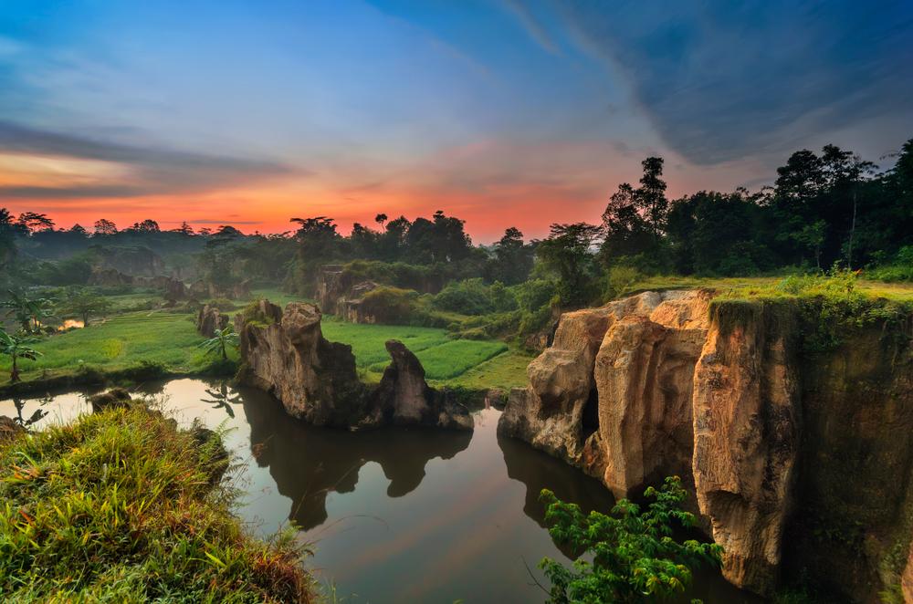 Wisata Aman_Tebing Koja