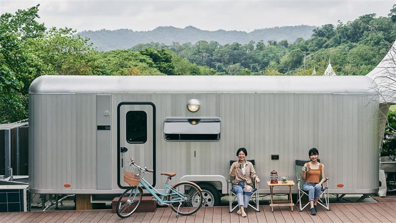2019中秋烤肉提案: 用Glamping豪華露營的方式速西過中秋