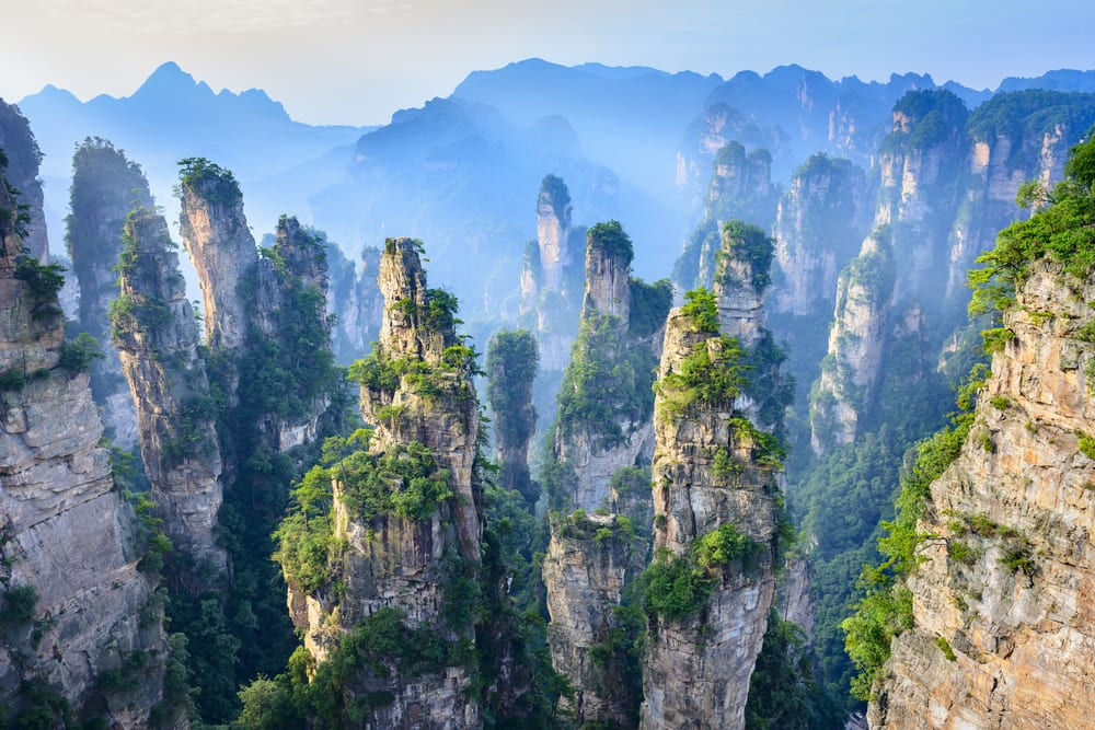 You Won't Believe How Much These 8 Incredible Landscapes in China Look Like Paintings