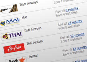 Singapore's leading travel meta-search site tracks users' clicks and moves online