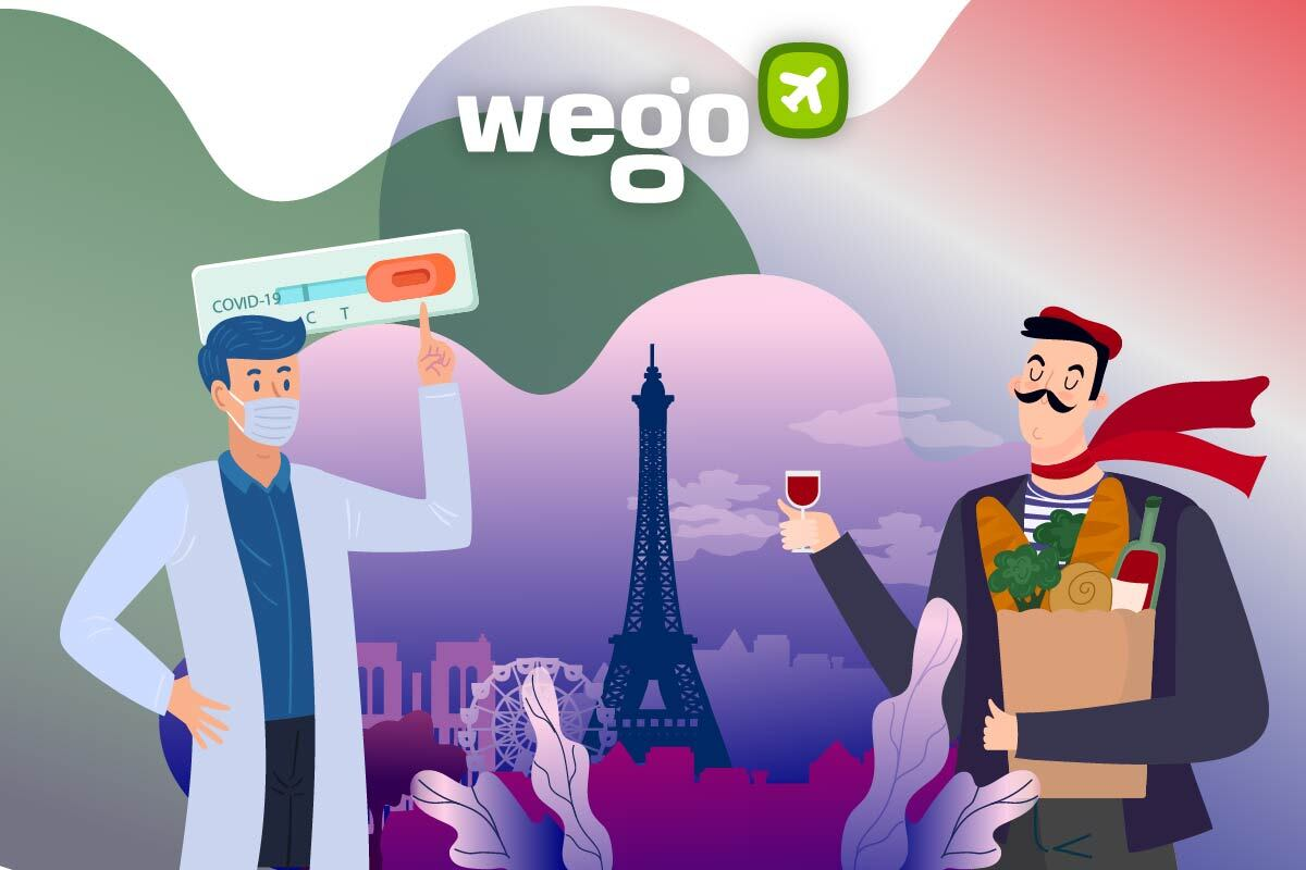 Covid Test France Paris Updated Information About Airport Pharmacie Cost Travel Procedures On Arrival Last Updated December 2020 Wego Travel Blog