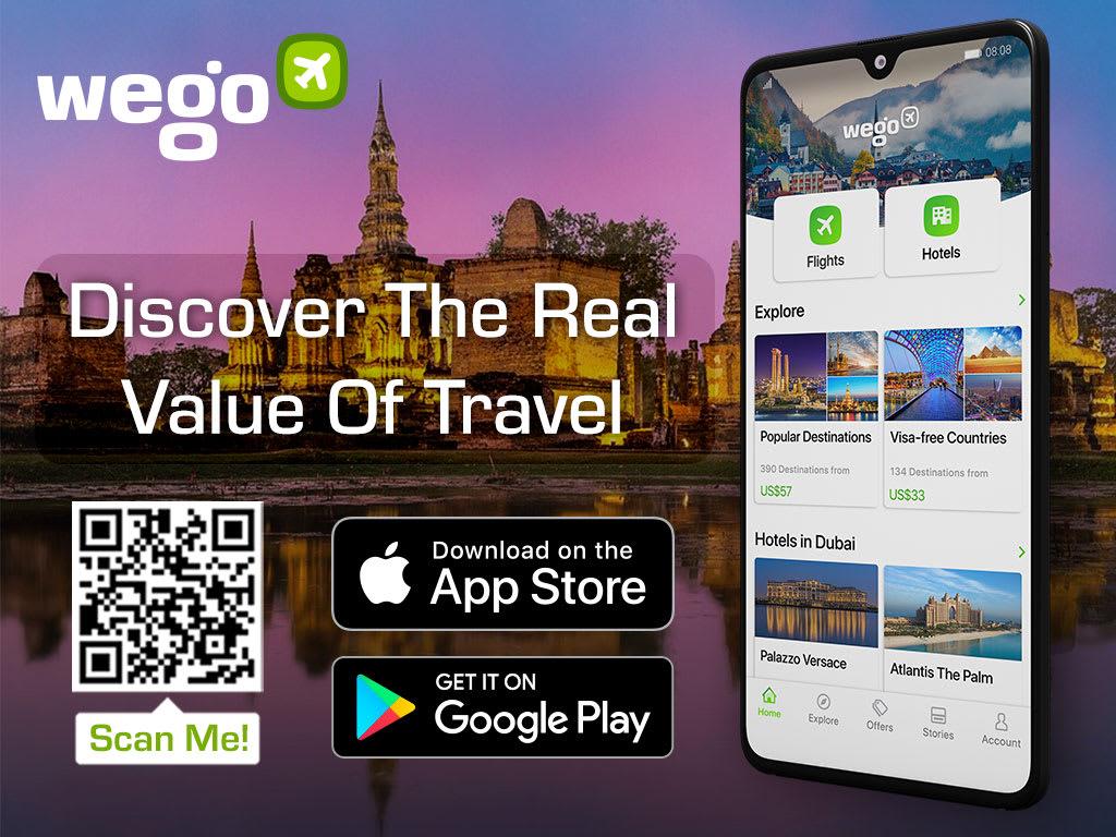 Thailand Tourism - Wego Travel Booking App