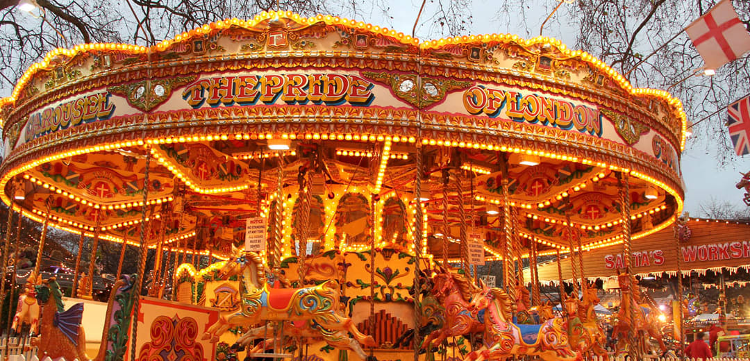Best Christmas Markets in the UK This Season!