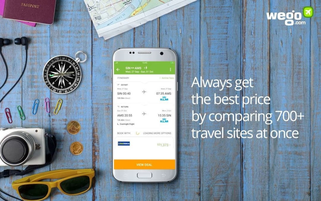 6 Features in the Wego App That Will Solve 6 Problems When You Plan Your Trip