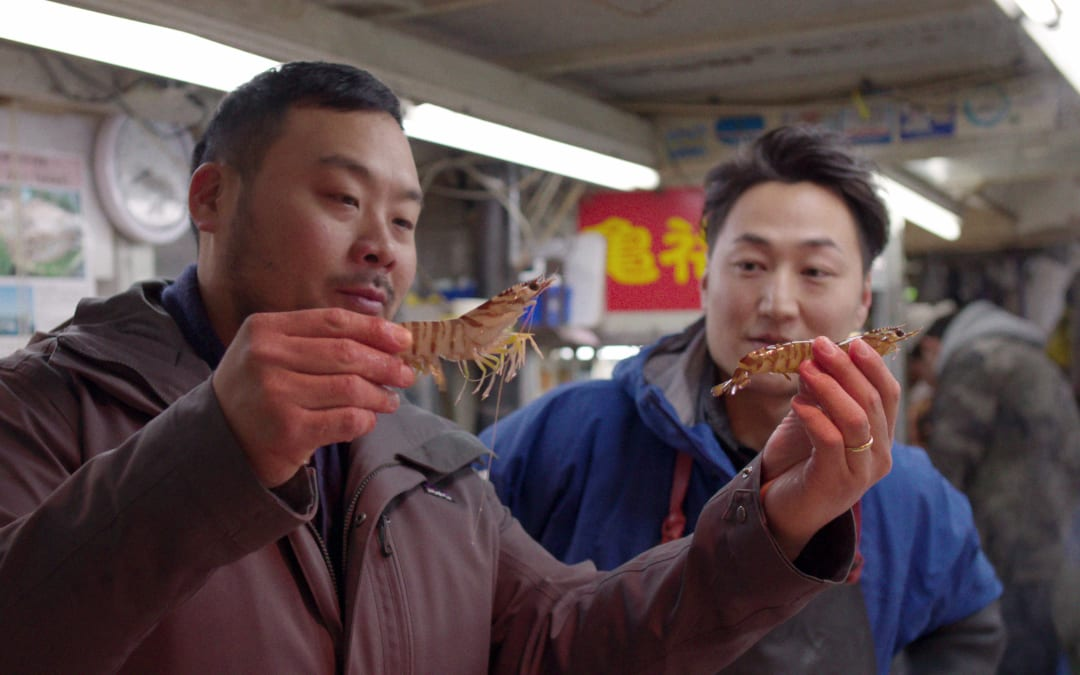 6 Addictive Netflix Travel and Food Shows That Let You Savor the World From Your Couch