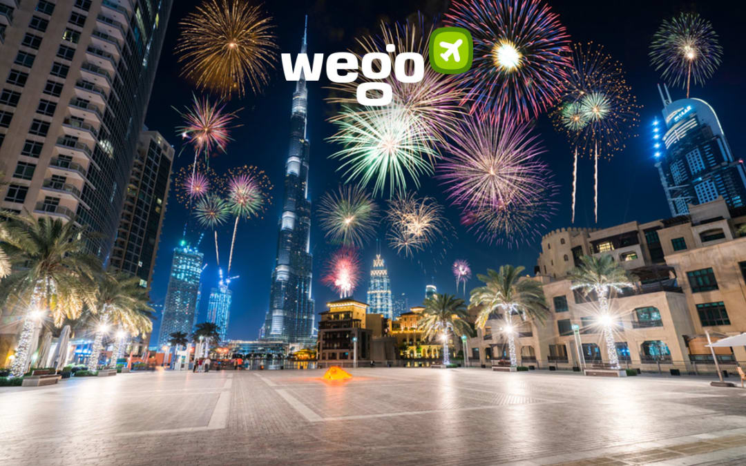 New Year 2021 in the UAE: Where to Go in the Emirates to Ring in the New Year