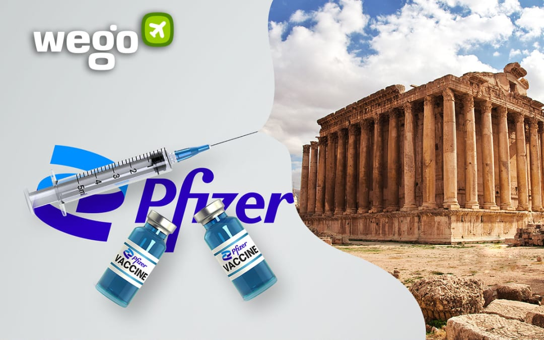 Pfizer Vaccine in Lebanon – Everything You Want to Know About the Vaccine