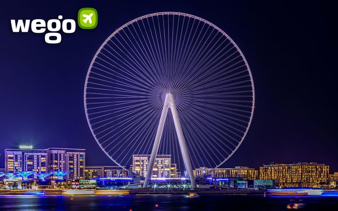 Ain Dubai: All Eyes Are on Dubai's Next Record-breaking Attraction