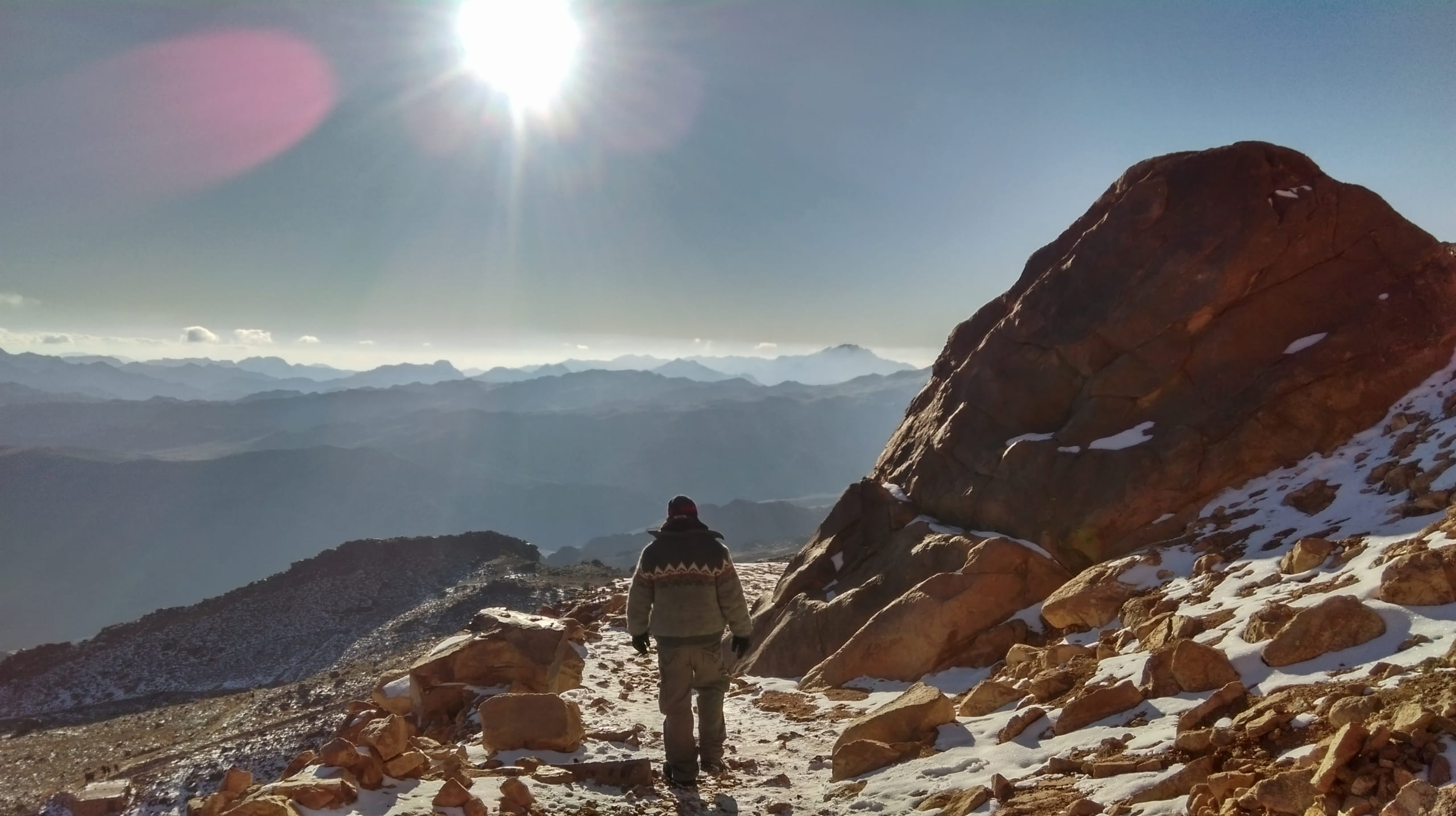 Hiking Mount Sinai Things To Know And What To Prepare