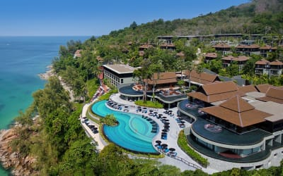 How an Australian Family of 5 Enjoy Pullman Phuket Arcadia Naithon Beach