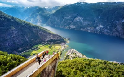Climb Up These 5 Sensational Viewing Platforms for Spectacular Sights You'll Never Experience on Land