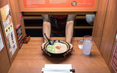 Table for One, Please: Here's Why Solo Dining Might Be Your Next Great Culinary Experience