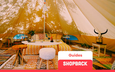 Go Ahead and Book These 10 Glamping Spots for a Weekend Getaway That Will Light Up Your Insta!