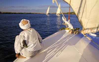 Slow Sailing Through History at Aswan: Life at the Crossroads of the Middle East and Africa
