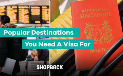 Do Singaporeans Really Have the Strongest Passport in the World? Here Are the Countries You Actually Need a VISA for