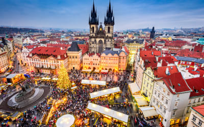 12 Days of Christmas Markets: These Are the Jolliest Places on Earth to Celebrate the Festive Season