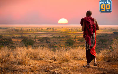 My Fascinating Encounter With the Colorful Maasai Tribes of Kenya