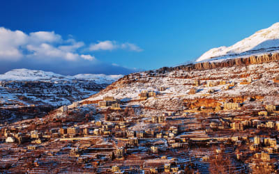This Destination Surrounded by Deserts is Secretly a Winter Travel Paradise