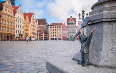Chasing Dwarves and Changing Lives: My Time Living and Volunteering in Wroclaw