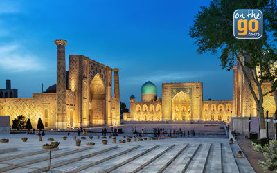Rediscover the Silk Road: The Enigmatic Central Asia is About to be the Next Hot Travel Destination