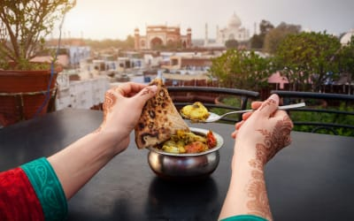 From Kashmir to Kanyakumari: What Does India Love to Eat?