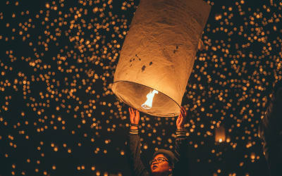 Loy Krathong and Yi Peng: Don't Miss Out on the Spectacular Lantern Festivals That Will Light Up the Sky