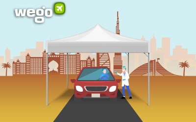 COVID-19 Drive Through Test In Dubai - Where Can You Go to Get Tested?