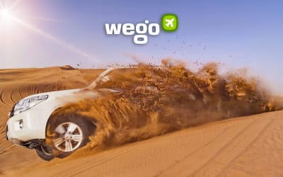 Dune Bashing UAE: Where to Go Get Your Adrenaline Fix in the Emirati Deserts?