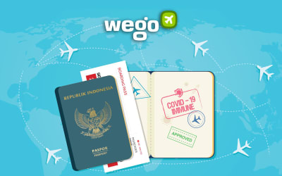 Wego Survey: 40% of Indonesian Travelers Plan to Travel Abroad After Receiving COVID-19 Vaccine