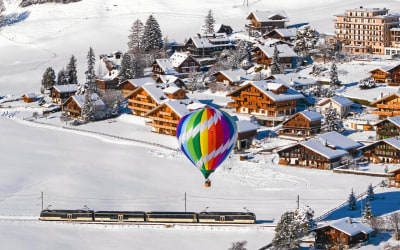 Find Your Winter Wonderland: Discover the Most Magical Winter Activities in Switzerland