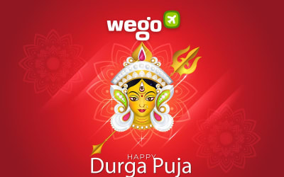 Durga Puja 2020 - Welcoming Goddess Durga Through the Trying Times of COVID-19
