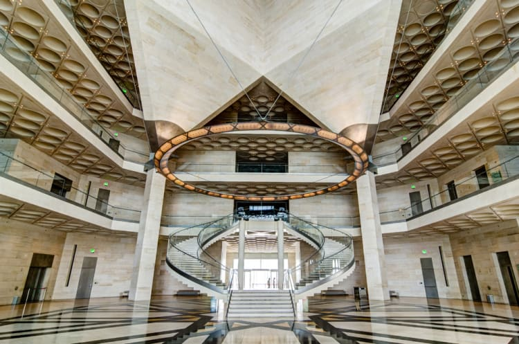 5 Places You Must Visit to Turn Your Stopover in Qatar into Instagram Inspiration_Museum of Islamic Art Qatar Doha