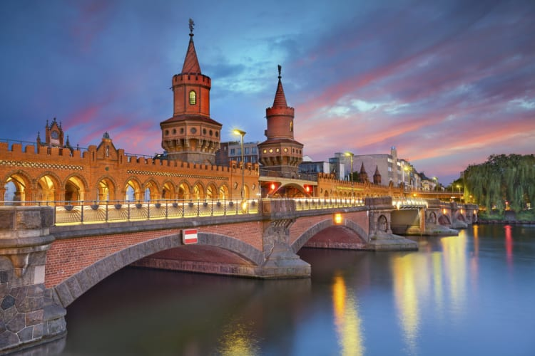Oberbaum_The Most Romantic Locations in Berlin