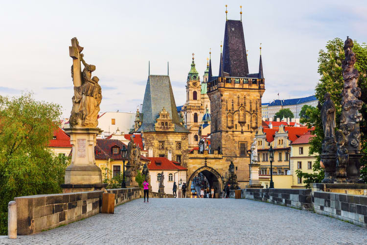 Charles Bridge - Top Historic Locations in Europe
