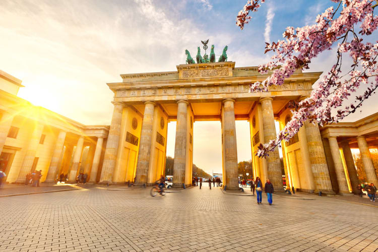 Brandenburg Gate - Top Historic Locations in Europe
