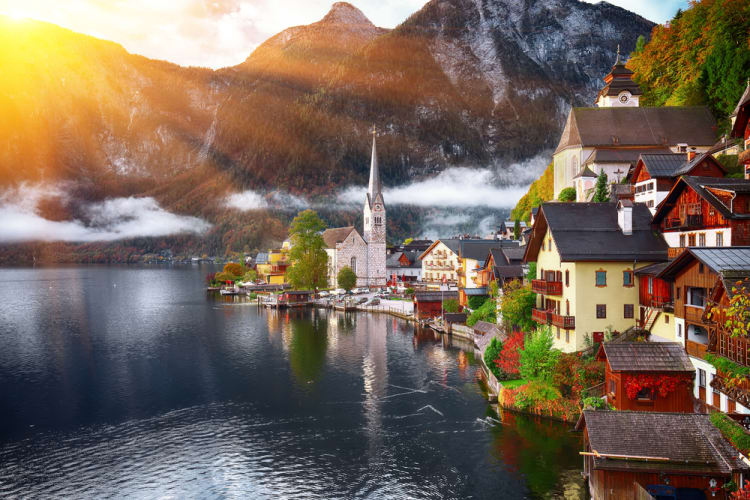 Hallstatt - Top Historic Locations in Europe