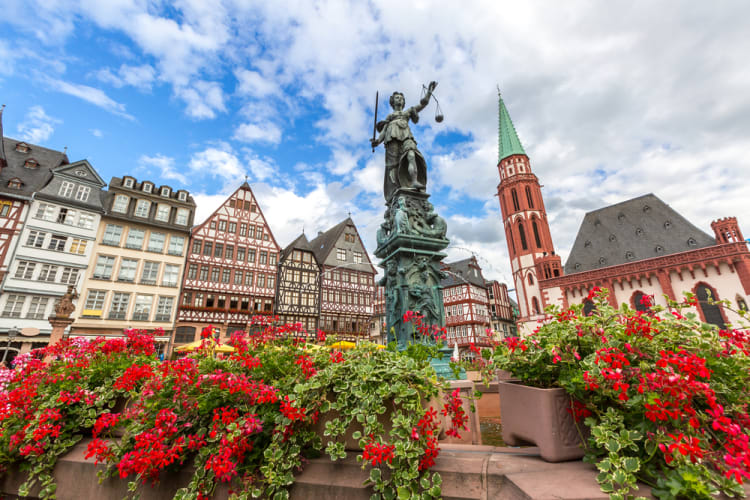Romer Frankfurt - Top Historic Locations in Europe