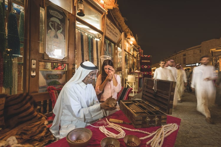 5 Places You Must Visit to Turn Your Stopover in Qatar into Instagram Inspiration_Souq Waqif