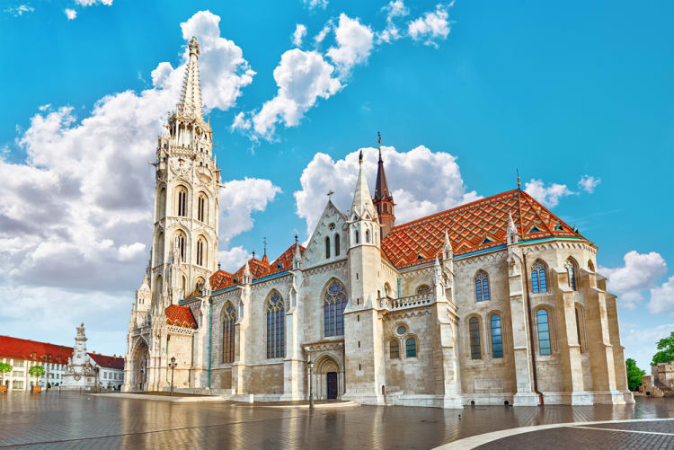 Matthias Church - Top Historic Locations in Europe