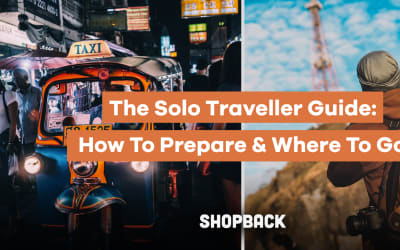 Solo Travelling Is Hands Down One of the Best Experiences You'll Ever Have — Here's How to Plan a Perfect Trip for One