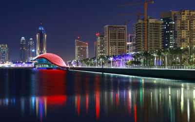 Lusail — Qatar's Futuristic Green City is the Next Hottest Destination in the Region