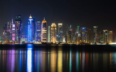 Qatar re-opens for fully vaccinated international travellers