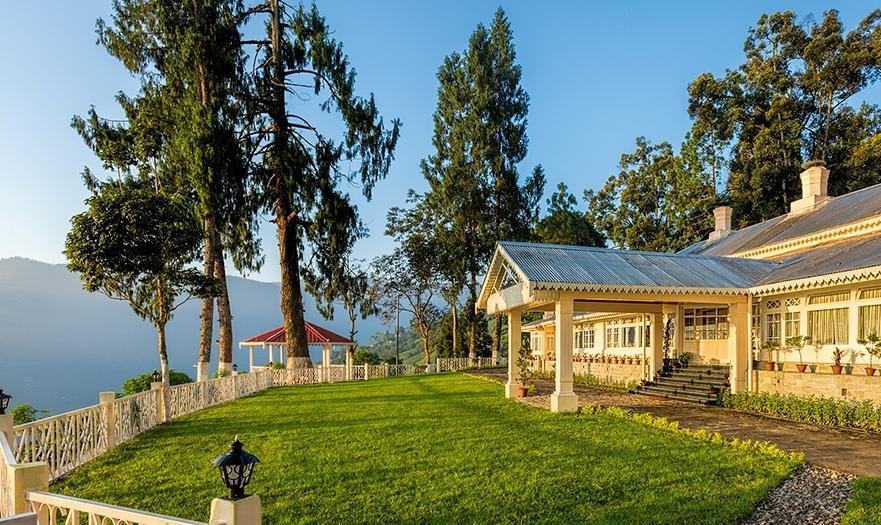 Ging Tea House, Darjeeling