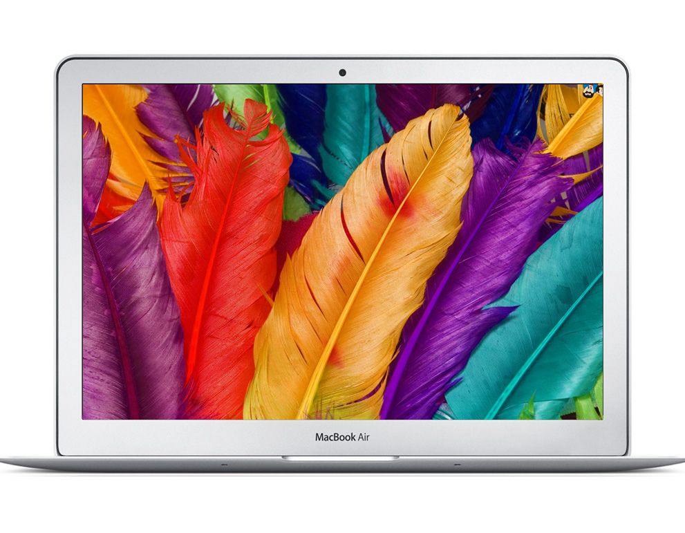 MacBook Air 13-inch • 2015 • i5